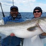 Rockfish Charter Fishing in Maryland