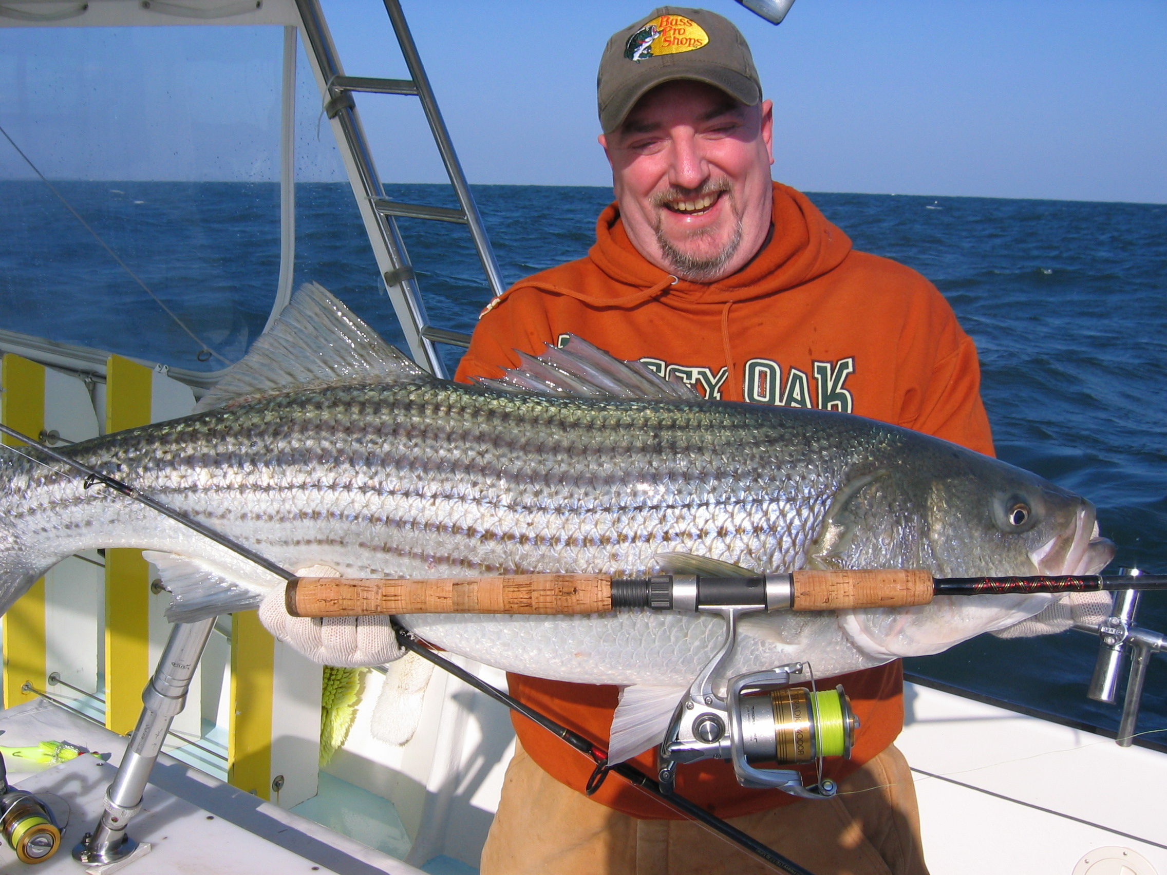 Home gallery miss susie charters for Solomons island fishing report