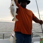 catching fish with miss susie charters