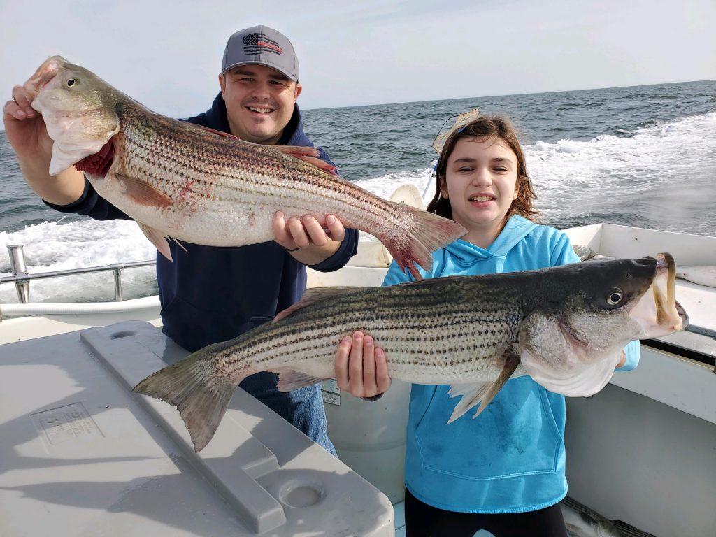 Fall Rockfish Season 2021 Fishing chaters
