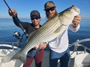 Chesapeake Bay Rockfish season fall 2021